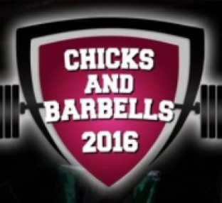 CHICKS AND BARBELLS